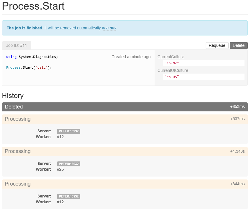 Process.waitforexit doesn't work